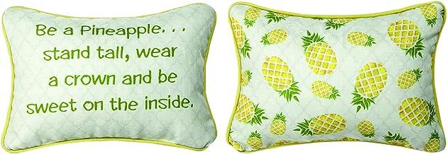 MWW Be A Pinapple Dye Word Pillow Each