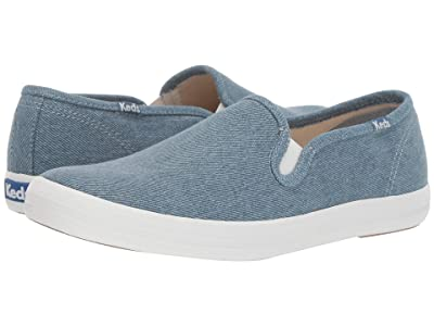 Keds Champion Slip-On Denim (Indigo) Women