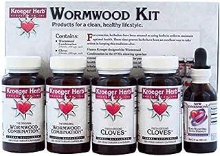 Kroeger Herb Co Wormwood Kit, 5 Piece Kit