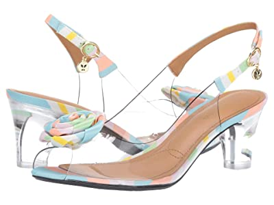 J. Renee Dailona (Clear/Pastel Multi) Women