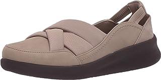 حذاء نسائي من CLARKS مصنوع من السيليان 2.0 Star بدون كعب ، رملي صناعي، 100 W US
