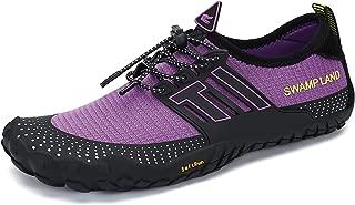 SAGUARO Mens Womens Barefoot Gym Walking Trail Beach Hiking Water Shoes