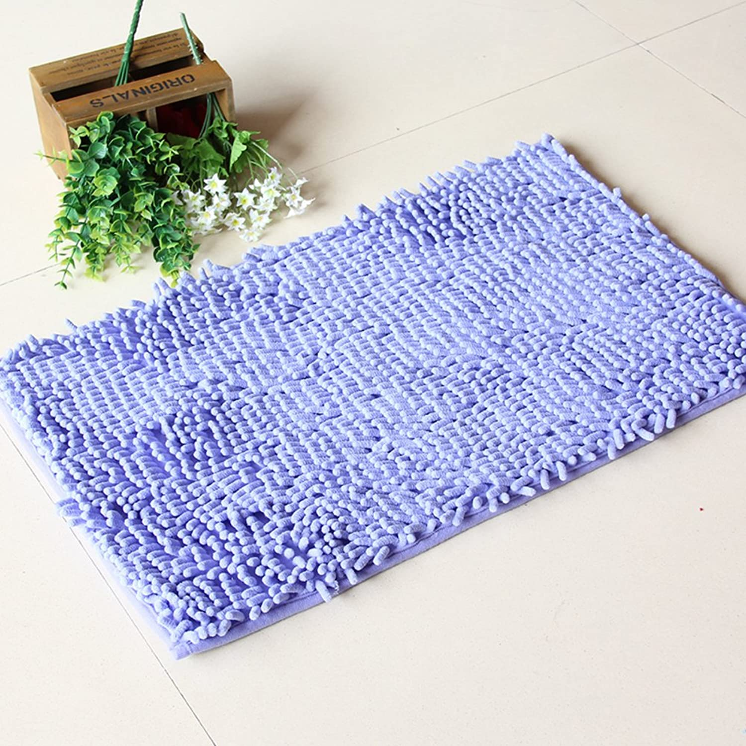 Floor mat Doormat Door mats Bedroom Kitchen Restroom Bathroom Non-Slipping mats-A 80x120cm(31x47inch)