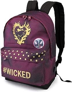Karactermania Harley Quinn Puddin-sacca Storm Bolsillo Suelto para Mochila 48 Centimeters Multicolour
