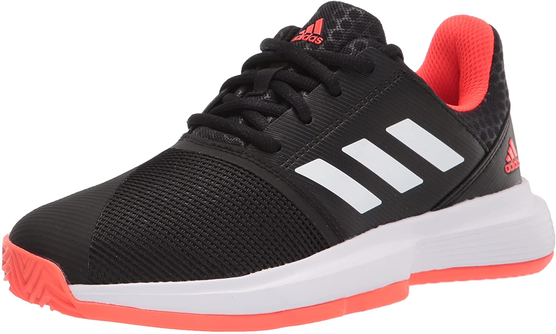 adidas Unisex-Child Courtjam Tennis Shoe