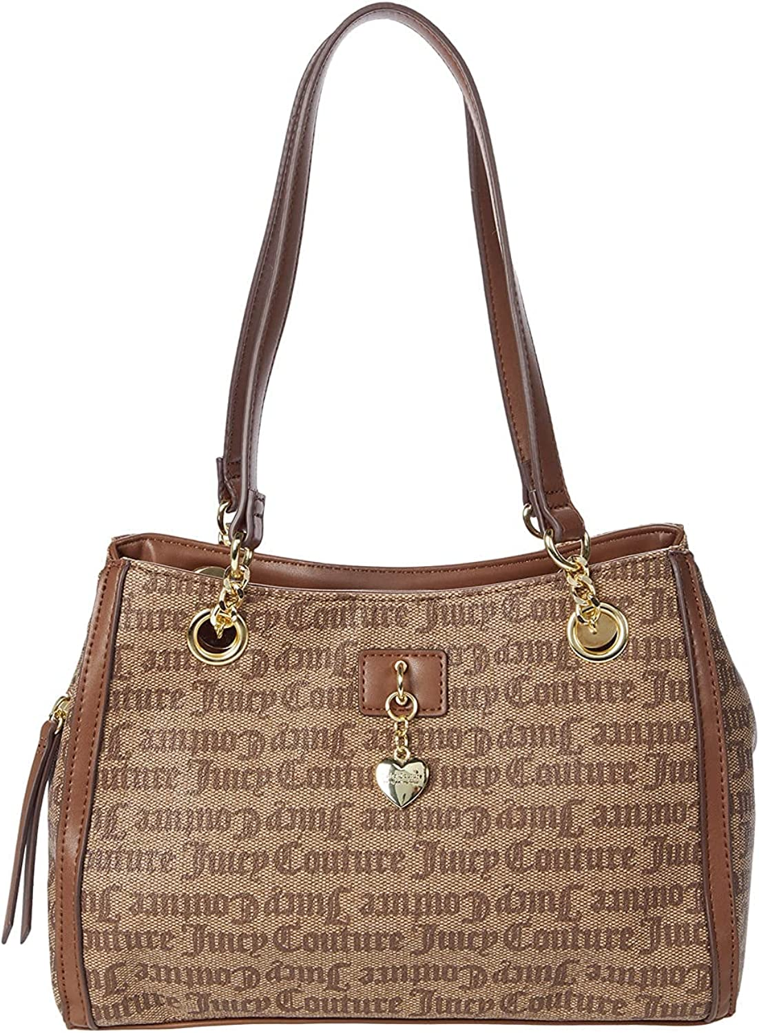 Finally resale start Juicy Couture Charm City Satchel Omaha Mall