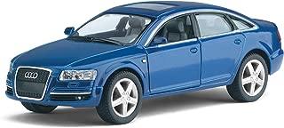 Audi A6, Blue - Kinsmart 5303D -1/38 scale Diecast Model Toy Car (Brand New, but NO BOX)