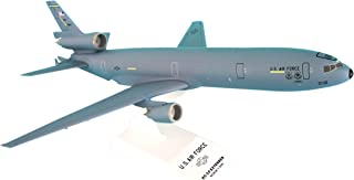 Daron Skymarks KC-10 USAF McGuire AFT New Livery Airplane Model Building Kit, 1/200-Scale