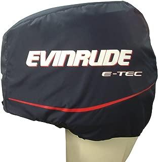 BRP Evinrude Johnson Engine Cover 75/90HP I3 E-TEC Upper Blue Cloth Cover