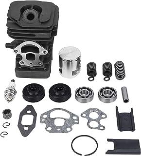 Kuuleyn Kit de pistón de Cilindro para Motosierra 235, 236, 240, 235e 236e 240e, Accesorio para Motosierra