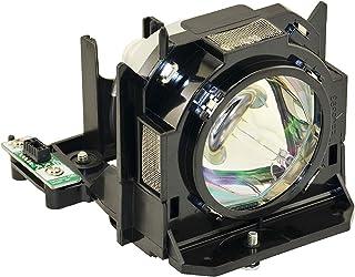 پروژکتور جایگزین Panasonic ET-LAD60 ET-LAD60A ET-LAD60W ET-LAD60AW با ساخت مسکن PT-D5000 D6000 DW530 DW640 DW730 DW740 DX800 DX810 DZ670 DZ770 پروژکتور (ساخته شده توسط پاناسونیک)