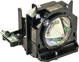 Panasonic Original ET-LAD60 ET-LAD60A ET-LAD60W ET-LAD60AW Replacement Projection Lamp with Housing for PT-D5000 D6000 DW530 DW640 DW730 DW740 DX800 DX810 DZ670 DZ770 Projectors (Made by Panasonic)
