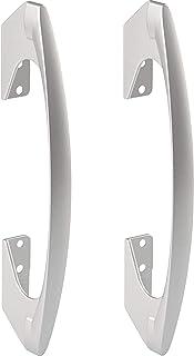Gedotec meubelgrepen schuifdeurkrukken voor vouwschuifdeuren - SOMANA | vouwschuifgreep met boorgatafstand: 96 & 128 mm | ...