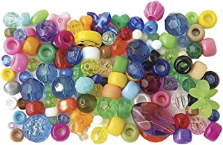 The Beadery 1-Pound Bag of Mixed Craft Beads