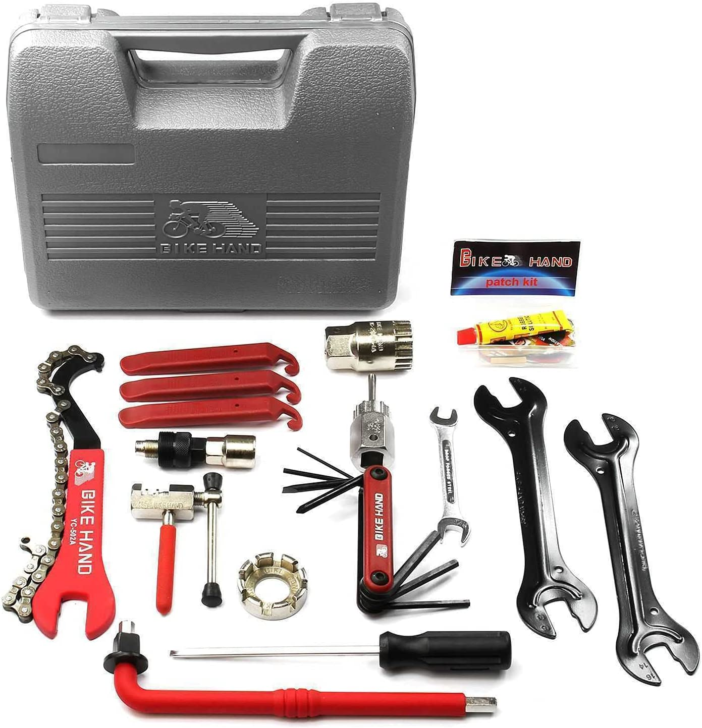 New mail order BIKEHAND Bike Bicycle Repair Tools Kit trust Maintenance Tool Set
