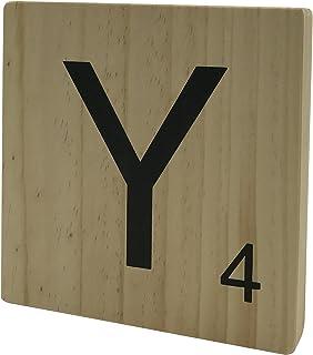 Amazon.es: letras scrabble madera grande