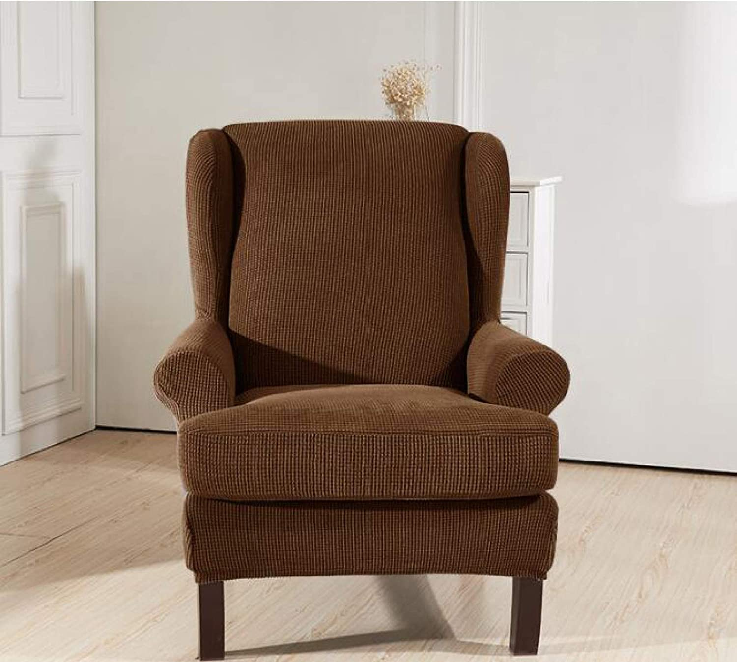 Fresno Mall BEOTARU Lowest price challenge Plaid Armchair Cover Large Recliner Covers for