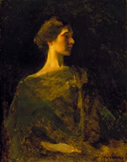Thomas Wilmer Dewing Alma 1900 Smithsonian American Art Museum and The Renwick Gallery - Washington DC 30