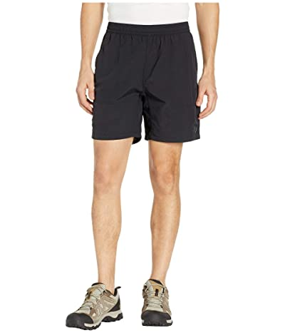 The North Face Pull-On Adventure 7 Shorts (TNF Black) Men