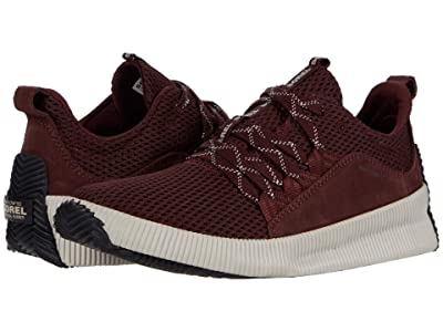 SOREL Out N Abouttm Plus Sneaker (Redwood) Women