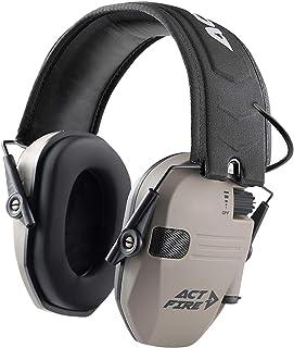 Shooting Earmuffs, Electronic Shooting Hearing Ear Protection for Gun Range