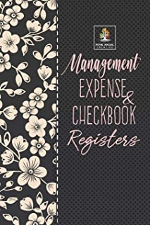 Management Expense & Checkbook Registers: Money Management /Check And Debit Card Log Book/ Checkbook Balance  / Account Payment Record Tracking / ... Account  Management Finance Budget Expense