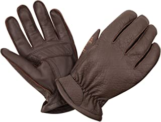 Indian Motorcycle Brown Texture Glove - XL