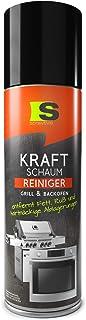 Spraytive 1 x 500ml Grill- & Backofenreiniger - Kraft-Schaum-Spray - Einfache Reinigung von Backblech, Grillrost, Topf & Co. - Grillreiniger ohne Aufheizen