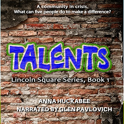 Talents Audiobook By Anna Huckabee cover art