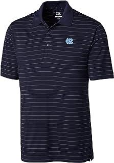 NCAA Men`s CB Dry Tec Franklin Stripe Polo