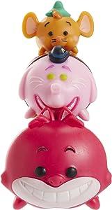 Tsum Tsum 3-Pack Figures: Cheshire/Bing Bong/Gus