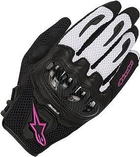 Alpinestars Women's Stella SMX-1 Air Gloves (Small) (Black/White/Pink)