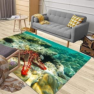 Best zanzibar green red area rug Reviews