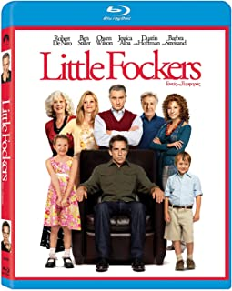 Little Fockers | Blu-ray | Arabic Subtitle Included