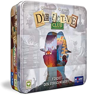 HUCH! Detective Club Familienspiel