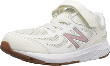 New Balance 519v1 Hook and Loop, Zapatillas de Correr para Niñas