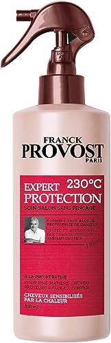 Franck Provost Expert Protection 230°C Soin Capillaire Professionnel Protecteur de Chaleur sans Rinçage, 300ml