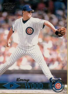 KERRY WOOD BASEBALL CARD - 1999 PACIFIC BASEBALL CARD #94 (CHICAGO CUBS) FREE SHIPPING