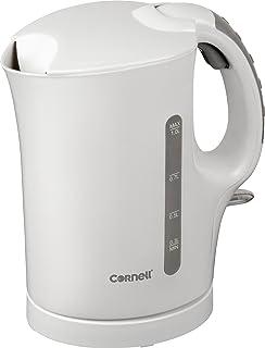 Cornell CJKS10L Cordless Jug Kettle, 1 L,White