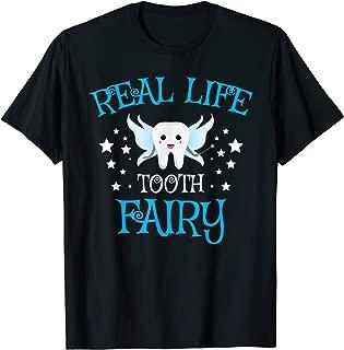 Tooth Fairy Tshirt Cute Dental Hygienist Graduation T Shirt