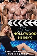 Five Hollywood Hunks: A Celebrity Reverse Harem Romance
