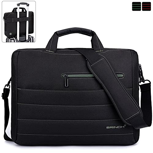 cab6561fede5 BRINCH New Style 15.6 Inch Nylon Shockproof Carry Laptop Case Messenger Bag  For 15 - 15.6