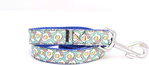 Pet Pooch Boutique The Eggs To My Bacon Collar Small, S