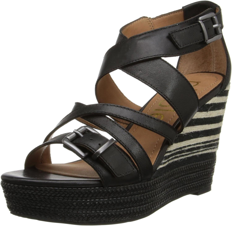 Nicole Women's Danica Wedge Sandal