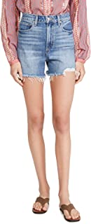 PAIGE Women's Dani High Waisted Shorts