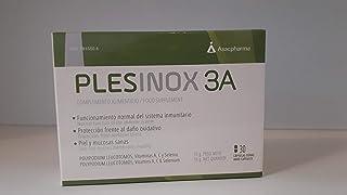 PLESINOX 3A VITAMINAS A Y D 30 CAPSULAS