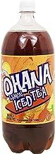 product image for Faygo Ohana lemon iced tea, non-carbonated, 2-liter plastic bottle