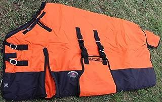 1200D Turnout Waterproof Horse Winter Blanket Heavy 522B
