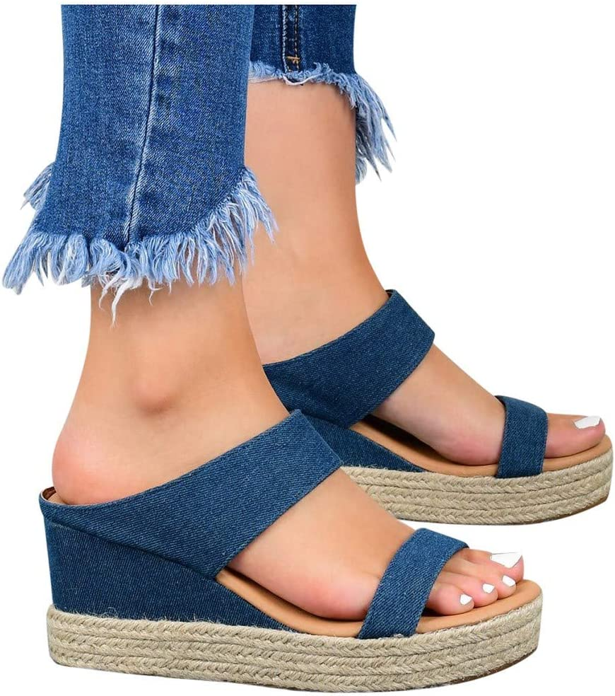 Wedges Sandals Special price for a limited time for Max 64% OFF Women Summer Toe Open Sanda Beach Breathable