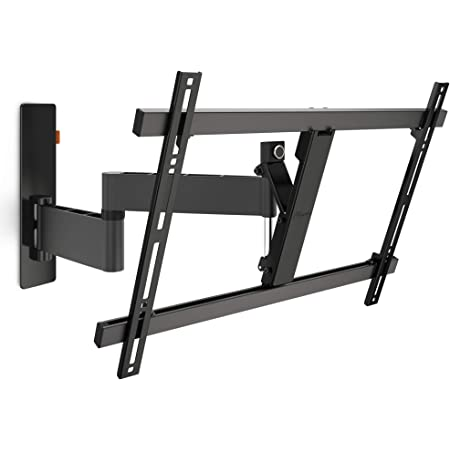 Vogel's Wall 3345 Full-Motion TV Wall Mount for 40-65 inch TVs   Max. 66 lbs (30 kg)   Swivels up to 180º   Tiltable   TV Wall Mount   Max. VESA 600x400   Universal Compatibility